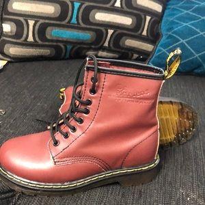 Brand new Dr. Marten boots no box